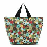 Defect Thirty One Thermal Picnic Lunch Tote Storage Bag Windsor Bouquet 31 Gift
