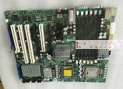1pc Used Supermicro X7dal-e Dual 771-pin Motherboard