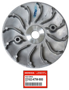 Half Pulley Drive Pulley Original Honda Strength Nss 300ie E3 2014 2015 2016