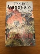 Signed - Catalysts By Stanley Middleton First Edition