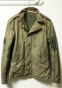 U.s.army Jacket Field O.d Prisoner Of War Size S From Japan Free Shipping