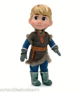 Disney Frozen Kristoff Doll Toddlers Collection Ages 3 And Up New
