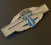 Special Forces Ranger Combat Infantry Airborne Badge Army Cib Military Medal Pin
