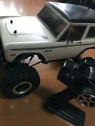 Tamiya R/c 4x4 Off Road Car Cr-01 Chassis Free Shipping From Japan