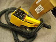 Akron Brass 6041 Can Tethered Operator Wired Remote Fire Department Joy Stick
