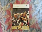 1995-96 Princeton Tigers Basketball Media Guide Yearbook 1996 Pete Carril Finale