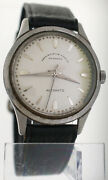 Vintage 1960s Abercrombie And Fitch Shipmate Automatic Watch 35mm Military Navy