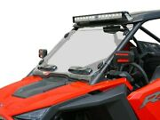 Polaris Rzr Pro Xp 2020+ Full Front Windshield Vented Scratch Resistant