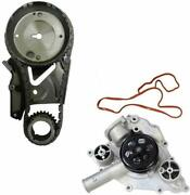 Timing Chain Kit And Water Pump For Chrysler Challenger Jeep Commander 5.7l 6.1l