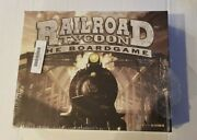 Railroad Tycoon The Boardgame Eagle Games Brand New Sealed Rare
