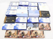 Lot Of 43 U.s. Mint Proof Sets W/ Box And Quarters And President Dollar 1999-2012