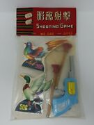 Vintage Chinese Duck Shooting Game Wg 049. Extemely Rare 1960s. Brand New
