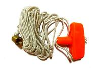 Fishing Weed Cutter Rope And Handle Weedcutter Lanyard 3 Metres