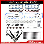 Head Gasket Bolts Timing Chain Kit For 07-14 Ford F150 Expedition Lincoln 5.4l