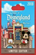 Mickey Mouse Guided Tours Pin 2018 Piece Of Disneyland Le 2000 Main Street