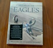 History Of The Eagles Dvd, 3 Discs, 2013 Jigsaw New