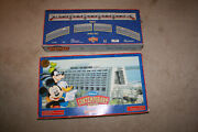 Disney World Parks Contemporary Hotel And Monorail Playset W/original Box R129