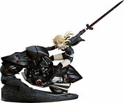 Fate Saber/altria Pendragon [alter] Andamp Cuirassier Noir Figure New From Japan