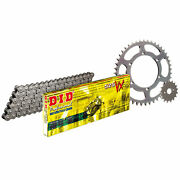 Did Chain And Sprocket Kit Suitable For Honda Cb600 F5 Hornet 2005