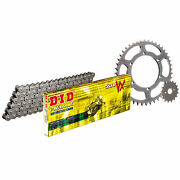 Did Chain And Sprocket Kit Suitable For Honda Cb900 F5 Hornet 2005