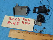 Wurlitzer Wallbox 3025 3045 Coin Switch Assembly 48981 With Cover 46469