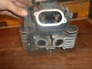 1983-1984 Yamaha Tt600 Cylinder Head Top End With Cams Rockers Valves 2/20d