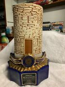 1975 American Legion 57th National Convention Seagrams Benchmark Decanter