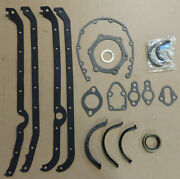 Detroit 59581as Marine Lower Assembly Gaskets For Chevy 283-305-307-327-350 V8