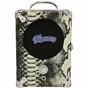 Pignose 7-100ss Portable Guitar Amplifier Kit With Power Adapter, Snakeskin