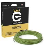 Cortland Mono Core Double Taper Fly Line - All Sizes - On Sale Now
