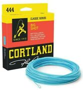 Cortland 444 Big Shot Weight Forward Fly Line - All Sizes - Free Fast Shipping