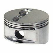Je Pistons 181960 350/400 18 Degree Flat Top Piston For Small Block Chevy New