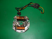 Puch Sears Allstate Ds60 Compact Scooter - Stator Plate Assembly With Coils