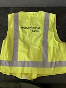 Malev Hungarian Airline Crew Yellow Vest-very Good Condition