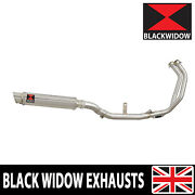 Cmx500 Rebel Performance Exhaust System Gp Round Stainless Silencer Sg35r