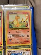 Charmander 46/102 1995 Mint Condition Taken Out Of Pack And Put Into Sealandnbsp