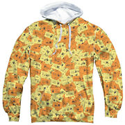 Monopoly - Chance Chest Cards With Back Print Sublimation Adult Pullover Hoodie