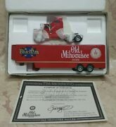 1994 Racing Collectible Scale164 Tim Richmond Old Milwaukee Beer Transporter