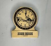 Rare High Noon Match Box Matches Vintage Box Of Matches Old Town Albuquerque