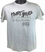 Vintage Rick Springfield Heart Beats Hunger In The States Gray T-shirt Size Med