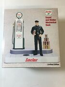 Sinclair Sound And Motion Mechanical Bank In Package In Box Nice