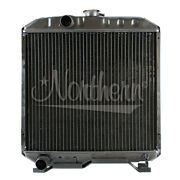 219927 Radiator Fits Ford/new Holland Tractor Models 1510, 1710