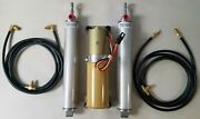 New 1961 Oldsmobile Convertible Power Top Hydraulic System -pump Hoses Cylinders