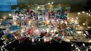 Vintage Walt Disneyand039s Itand039s A Small World Holiday Pixie Ornaments 24 Pixies