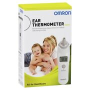 Omron Ear Thermometer Th839s Quick Temperature Measurement Children Infants