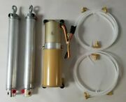 New 1962 Cadillac And Buick Convertible Top Hydraulic System -pump Hoses Cylinders