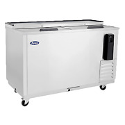 Atosa Mbc50 49 Commercial Back Bar Cooler,2 Doors Stainless Steel
