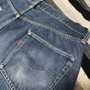 Vintage Mens 501 Xx Denim Jeans 47 Model Size Xl Free Shipping From Japan