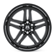 Hartes Metal Savage Offroad Wheels 20x12 Inch 5x139.7 -44 For Jeep Wrangler Cj