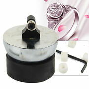 Jewelry Tools Ring Setter Clamp Ring Engraving Ball Diamond Stone Setting Stock